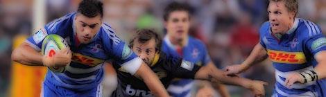 Damian de Allende Jean de Villiers Conrad Smith Stormers Hurricanes Super Rugby