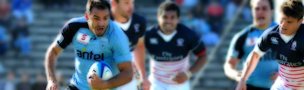 Joaquín Prada Uruguay United States World Cup Qualifer Rugby