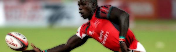 Andrew Amonde Kenya Rugby IRB 7s Hong Kong