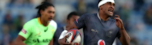 Emosi Mulevoro Fiji Rugby Hong Kong IRB 7s