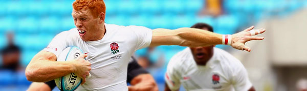James Rodwell England Rugby Hong Kong IRB 7s