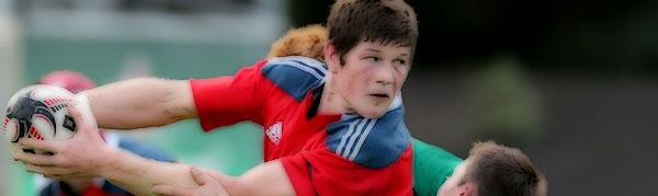 Jack O'Donoghue Munster Ireland Rugby