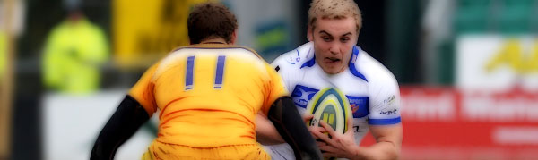 Luc Jones Dragons Wales Rugby