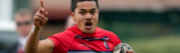 Nathaniel Apa Kelston Boys Samoa Rugby