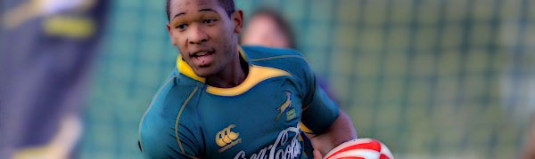Sergeal Petersen South Africa Rugby