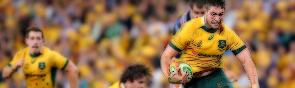 Rob Simmons Australia Wallabies Rugby