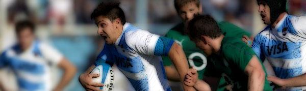 Lucas González Amorosino Argentina Ireland Rugby