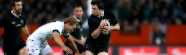 Ben Smith New Zealand Rugby All Blacks England