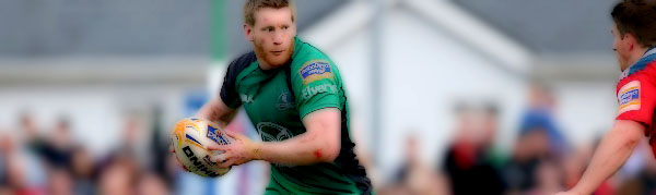 Eoin Griffin Connacht London Irish Aviva Premiership