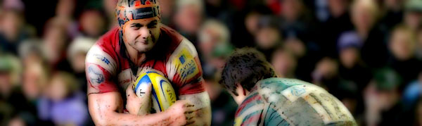 Sione Kalamafoni Gloucester Rugby Aviva Premiership
