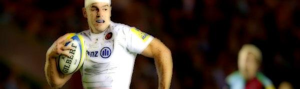 Charlie Hodgson Saracens Harlequins Aviva Premiership Rugby