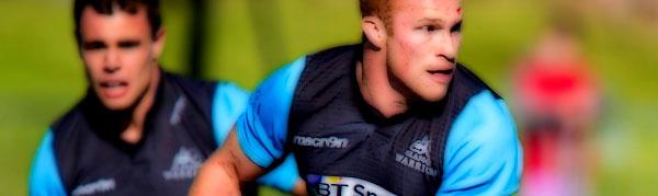 Connor Braid Glasgow Warriors Canada Rugby