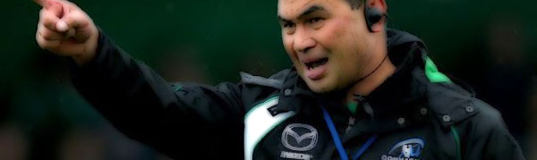 Pat Lam Connacht Rugby