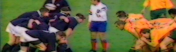 Scotland Australia Wallabies Scrum Rugby