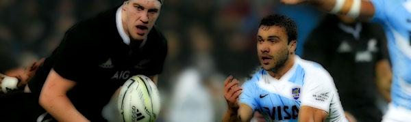 Brodie Retallick Martin Landajo New Zealand All Blacks Argentina Pumas Rugby Championship
