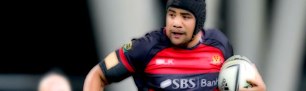Nasi Manu Canterbury Highlanders Tonga Rugby