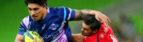 Lopeti Timani Melbourne Rising Rebels Tonga