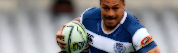 George Moala Auckland Blues Rugby Tonga