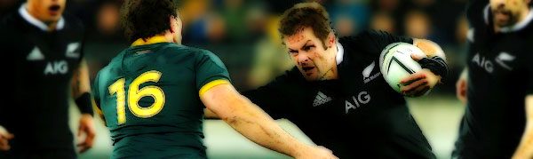 Bismarck du Plessis Richie McCaw South Africa Sprinboks New Zealand All Blacks Rugby Championship
