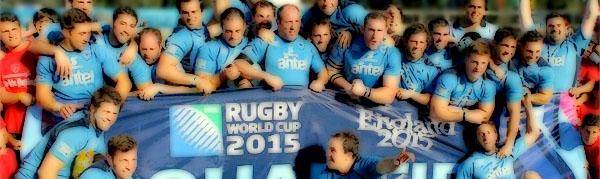 Uruguay Los Teros Rugby World Cup 2015 Qualifiers RWC