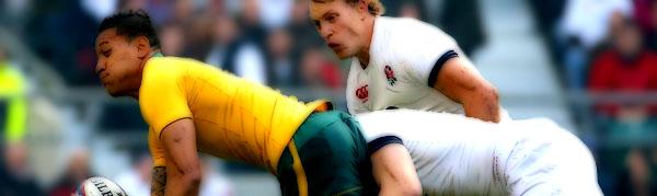 Israel Folau Billy Twelvetrees Australia Wallabies England Rugby
