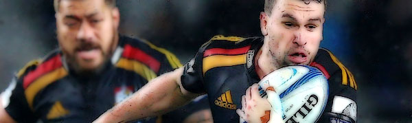 Tom Marshall Chiefs Super Rugby Harlequins