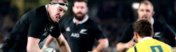 Brodie Retallick New Zealand All Blacks Rugby Player Of The Year