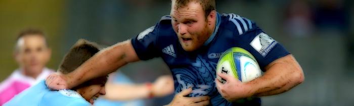 Luke Braid Auckland Blues Bordeaux Begles