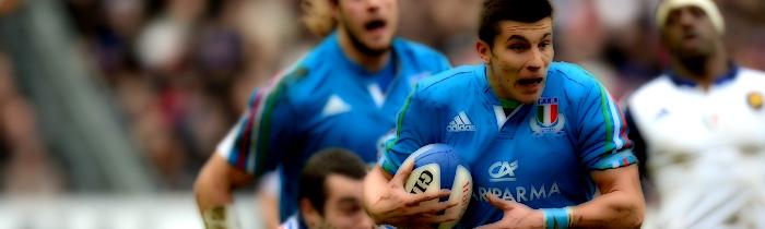 Tommaso Tommy Allan Italy Azzurri Rugby 6 Six Nations