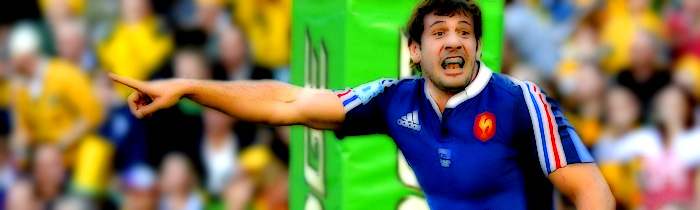 Rémi Lamerat France Les Bleus 6 Six Nations Rugby