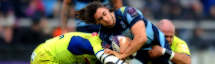 Josh Navidi Cardiff Blues 6 Six Nations Rugby