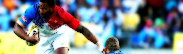 Virimi Vakatawa Fiji France Sevens 7s Wellington New Zealand IRB World Rugby