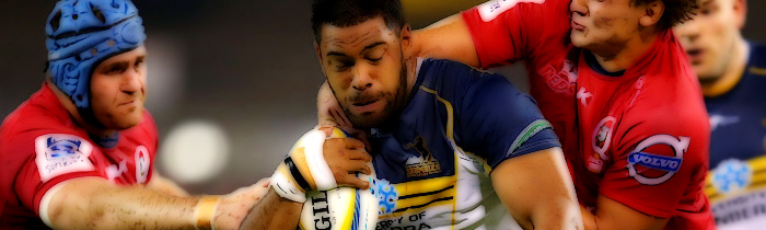Scott Sio ACT Brumbies Super Rugby