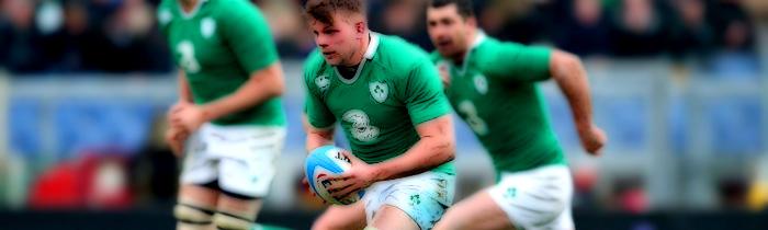 Jordi Murphy Ireland England 6 Six Nations Rugby