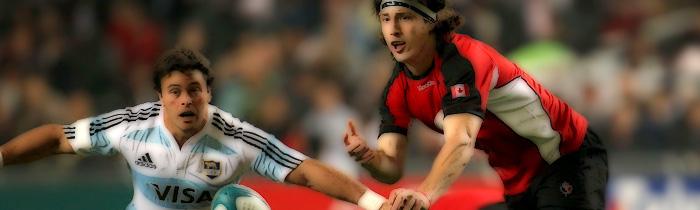 Thyssen de Goede Rugby Canada Pacific Challenge