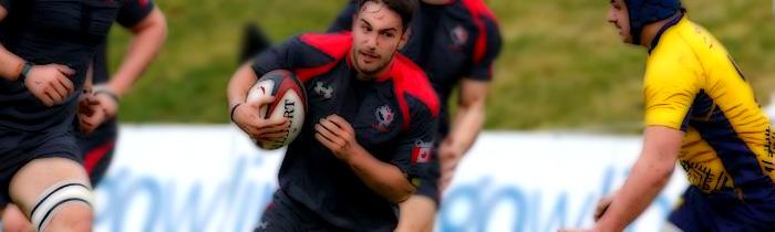 Dan Joyce Rugby Canada u20 Romania u19