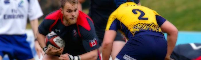 Brendan Blaikie Canada u20 Romania u19 Rugby