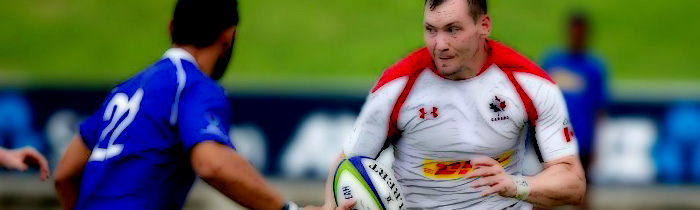 Aaron Flagg Canada Samoa 'A' World Rugby Pacific Challenge