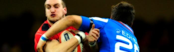 Sam Warburton Wales Italy Azzurri 6 Six Nations Rugby