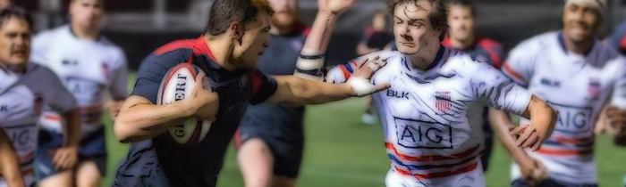 Lucas Rumball Seth Halliman Canada u20 USA United States Junior All-Americans Rugby