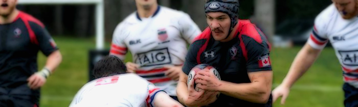 Ollie Nott Rugby Canada u20 Portugal